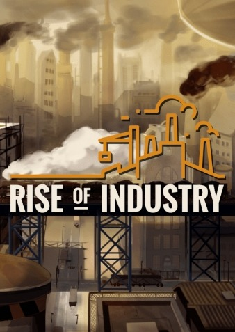Poster Rise of Industry