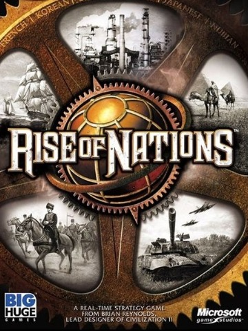 Poster Rise of Nations