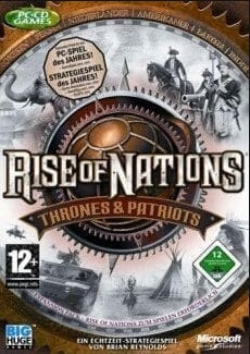 Poster Rise of Nations: Thrones and Patriots