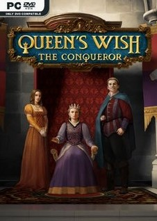 Poster Queen's Wish: The Conqueror