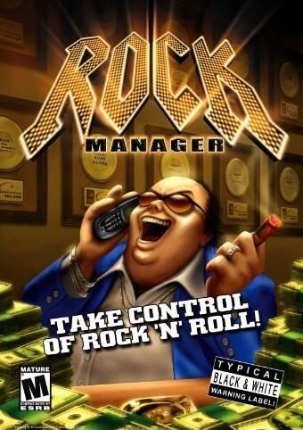 Poster Rock Manager