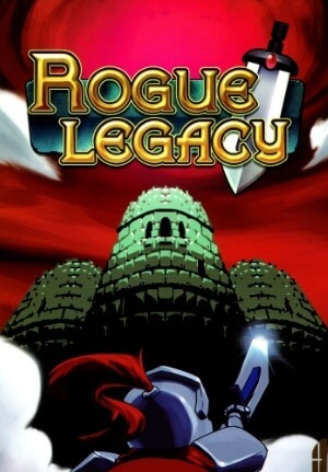 Poster Rogue Legacy