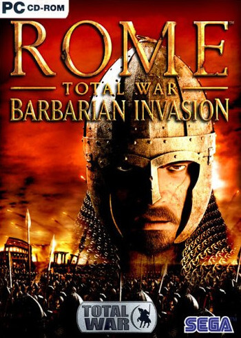 Poster Rome: Total War: Barbarian Invasion