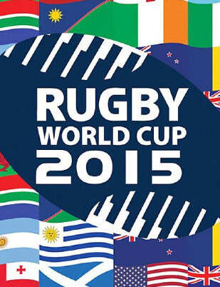 Poster Rugby World Cup 2015