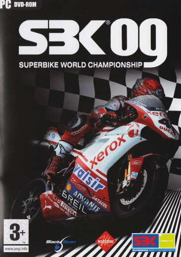 Poster SBK-09: Superbike World Championship