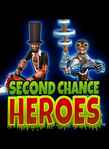 Poster Second Chance Heroes