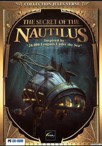 Poster The Secret of the Nautilus