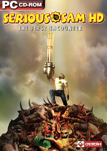 Poster Serious Sam HD: The First Encounter