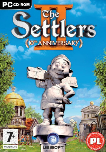 Poster The Settlers II 10th Anniversary