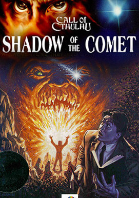 Poster Shadow of the Comet