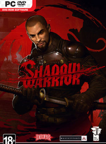 Poster Shadow Warrior 2013