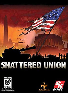 Poster Shattered Union