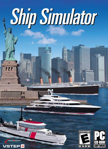 Poster Ship Simulator 2006