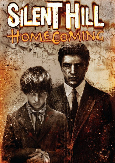 Poster Silent Hill: Homecoming