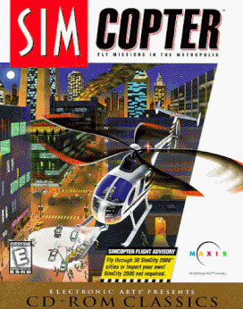 Poster SimCopter