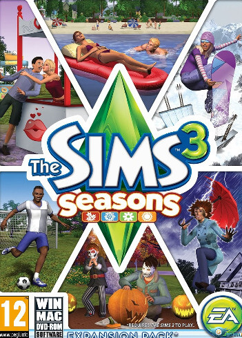 Poster The Sims 3: Seasons