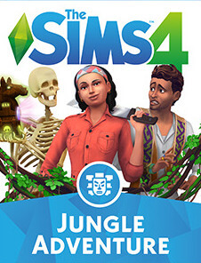 Poster The Sims 4: Jungle Adventure