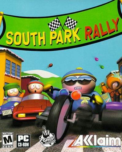 Poster South Park Rally
