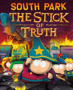 Poster South Park: The Stick of Truth