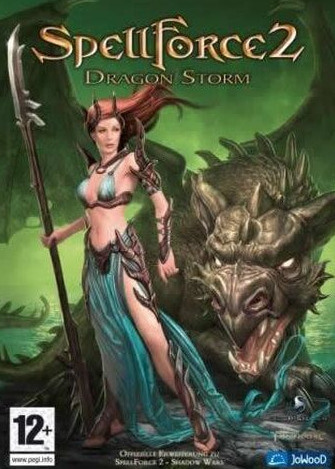 Poster SpellForce 2: Dragon Storm