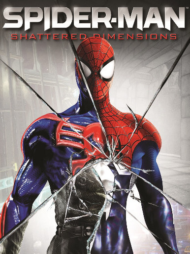 Poster Spider-Man: Shattered Dimensions