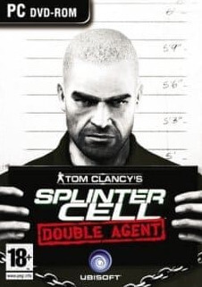 Poster Tom Clancy's Splinter Cell: Double Agent