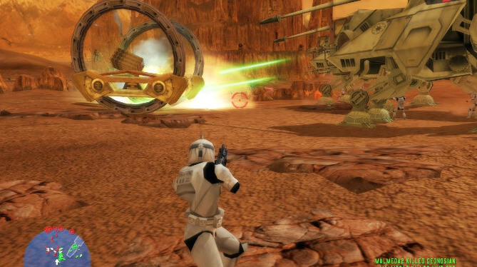 Star Wars Battlefront 2004 Download