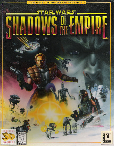 Poster Star Wars: Shadows of the Empire