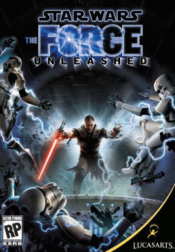 Poster Star Wars: The Force Unleashed