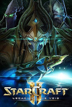 Poster StarCraft II: Legacy of the Void