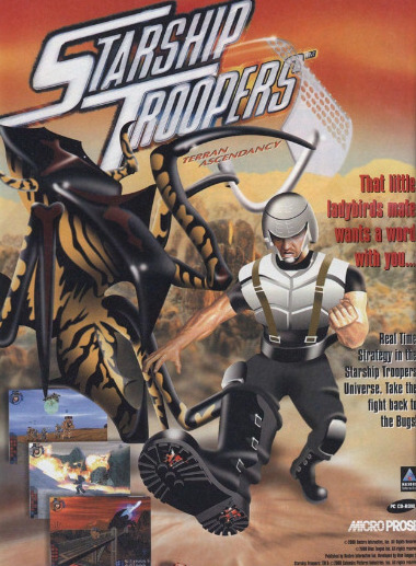 Starship troopers 2 pc game torrent casino blackjack scams video