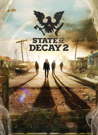 Poster State of Decay 2