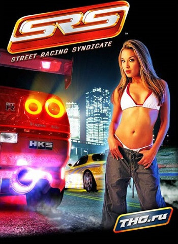 Poster Street Racing Syndicate