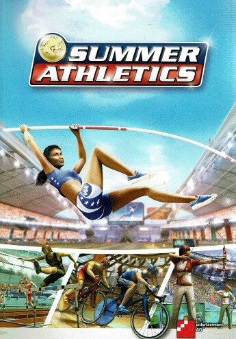 Poster Summer Athletics