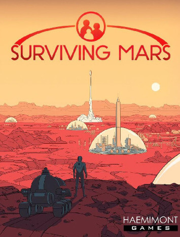 Poster Surviving Mars