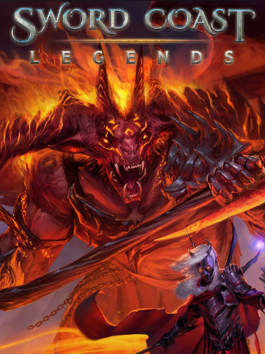 Poster Sword Coast Legends
