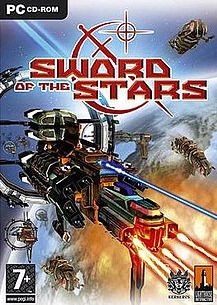 Poster Sword of the Stars