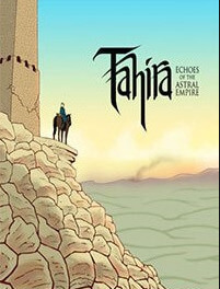 Poster Tahira: Echoes of the Astral Empire