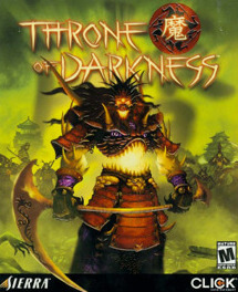 Poster Throne of Darkness