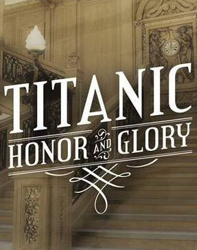 Poster Titanic: Honor and Glory