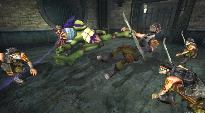 TMNT 2007 Pc Game RIP + Download Link - YouTube
