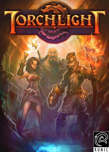 Poster Torchlight