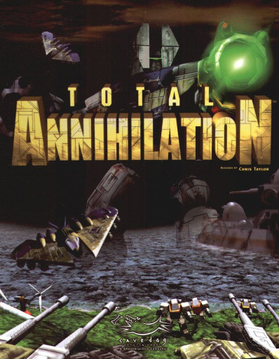 Poster Total Annihilation