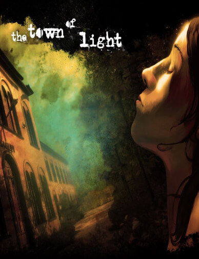 Poster The Town of Light