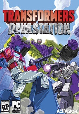 Poster Transformers: Devastation