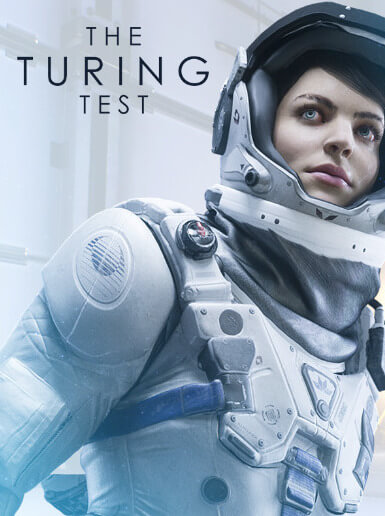 Poster The Turing Test