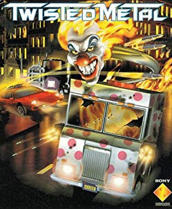 Poster Twisted Metal