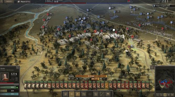 Civil war generals 2 demo free. download full version pc
