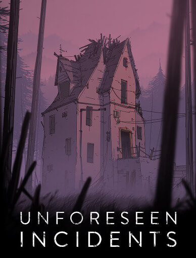 Poster Unforeseen Incidents