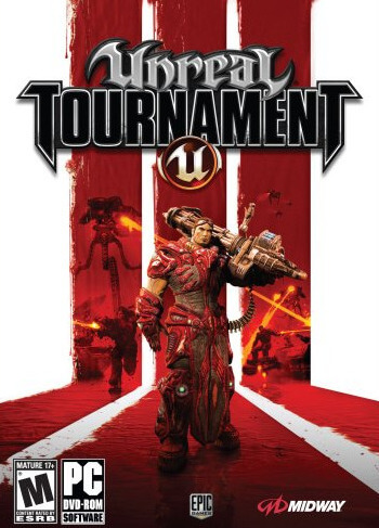 Poster Unreal Tournament 3